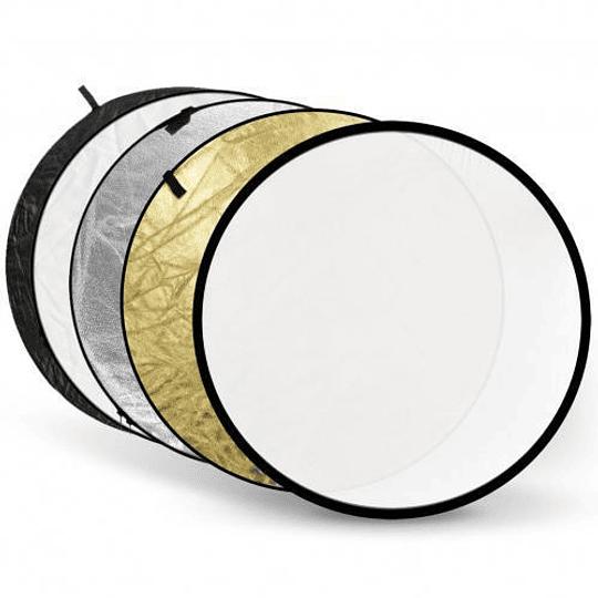GODOX RFT-06-80 Disco Reflector 5 EN 1 de 80cm - Image 1