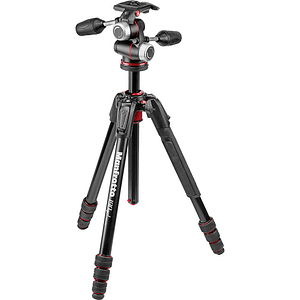 MANFROTTO 190GO! KIT TRÍPODE M-SERIES MK190GOA4-3WX
