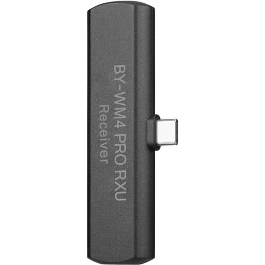 BOYA BY-WM4 PRO-K5 Digital Wireless Kit Micrófono Omni Lavalier con Sistema USB-C (2.4 GHz) - Image 4