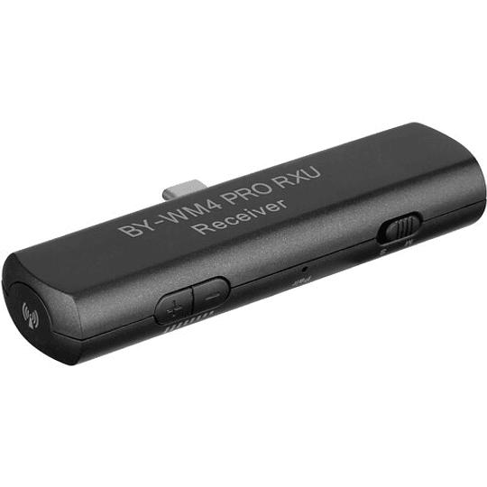 BOYA BY-WM4 PRO-K5 Digital Wireless Kit Micrófono Omni Lavalier con Sistema USB-C (2.4 GHz) - Image 5