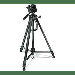 PrimaPhoto PHKP002 Trípode Semi Profesional para Fotografía y Video