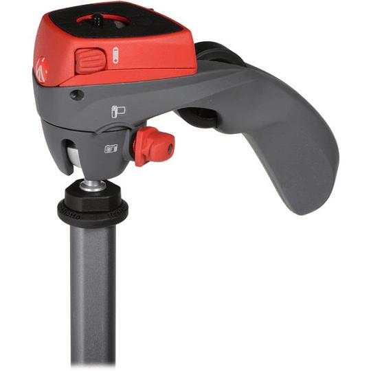 Manfrotto Compact Action Red Trípode de Aluminio - Image 3