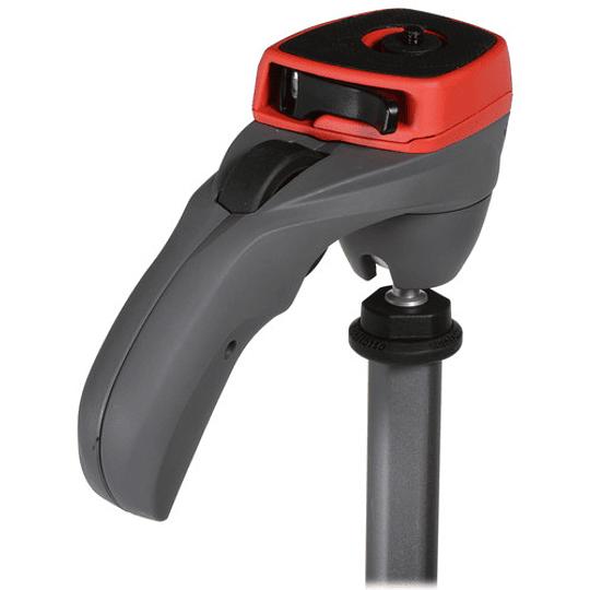 Manfrotto Compact Action Red Trípode de Aluminio - Image 4
