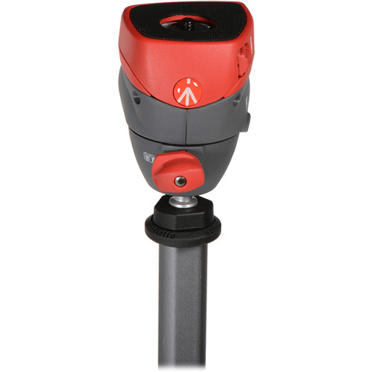 Manfrotto Compact Action Red Trípode de Aluminio - Image 5