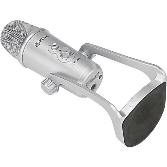 BOYA BY-PM700SP Micrófono de Condensador USB Multipatrón (iOS/Android, Mac/Windows) - Image 3