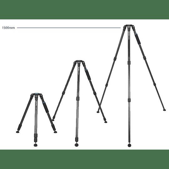 Benro C3770TN Combination Trípode Aluminio de 3 Secciones - Image 4