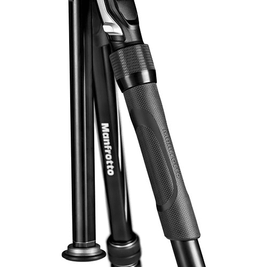 Manfrotto MKBFRTA4B-BHM Befree 2N1 Trípode de Aluminio con Cabeza 494 Ball Head (Twist Lock) - Image 9