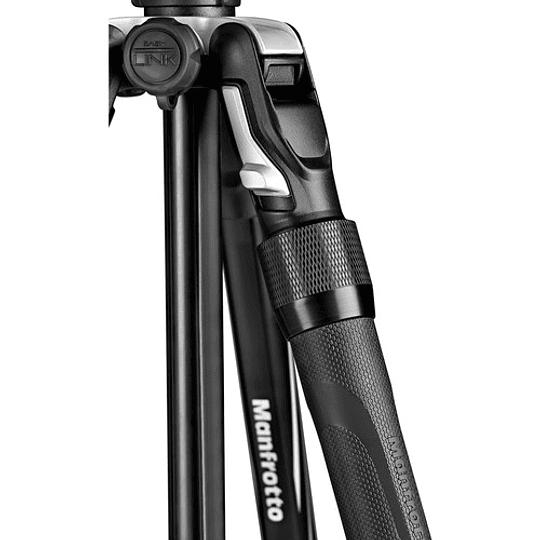 Manfrotto MKBFRTA4B-BHM Befree 2N1 Trípode de Aluminio con Cabeza 494 Ball Head (Twist Lock) - Image 10
