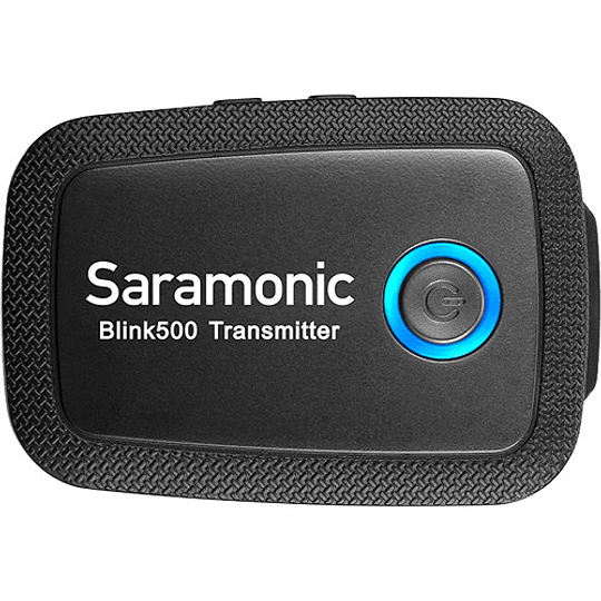 Saramonic Blink 500 B5 Digital Wireless Omni Lavalier Microphone System for USB Type-C Devices (2.4 GHz) - Image 2