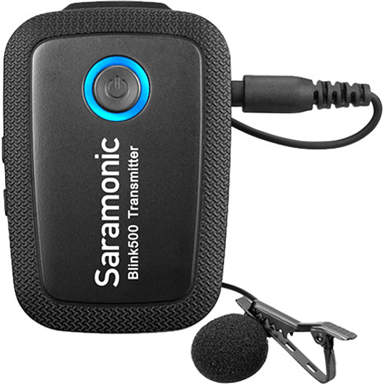 Saramonic Blink 500 B5 Digital Wireless Omni Lavalier Microphone System for USB Type-C Devices (2.4 GHz) - Image 7