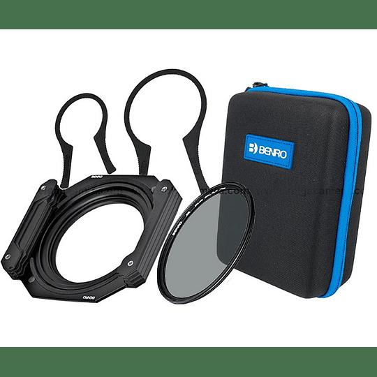 Benro FU1082 Kit de Filtro con Accesorios Serie Master 100 - Image 1