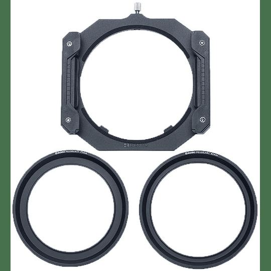 Benro FG100 Soporte para Filtros Cuadrados con Adaptador de 82 y 77mm Benro - Image 3