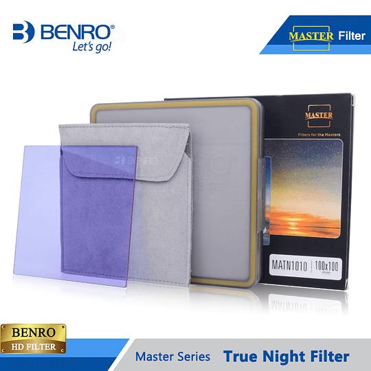Benro MATN1010 Filtro ND Solido Master Series TrueNight ND1000 (0.3 hasta 1-paso) 100x100cm - Image 3