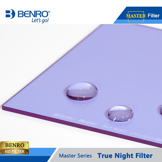 Benro MATN1010 Filtro ND Solido Master Series TrueNight ND1000 (0.3 hasta 1-paso) 100x100cm - Image 4