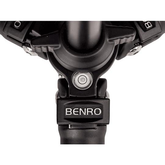 BENRO TSL08AS2CSH Kit SLIM Trípode de Aluminio y Cabezal de Video - Image 8