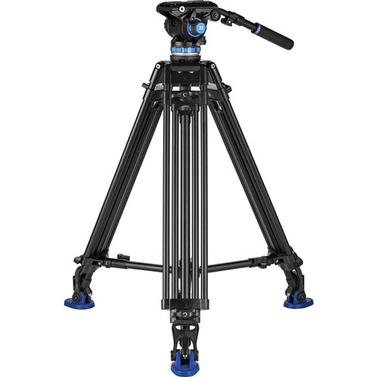 BENRO A573TBS6PRO Kit Trípode Profesional de Video  - Image 1