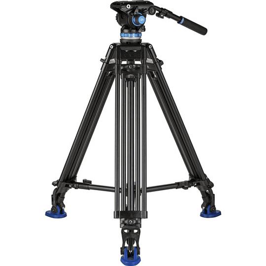 BENRO A573TBS6PRO Kit Trípode Profesional de Video  - Image 1