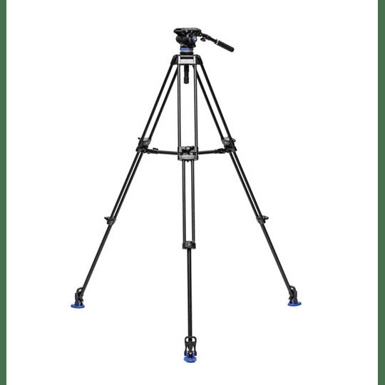 BENRO A573TBS6PRO Kit Trípode Profesional de Video  - Image 2