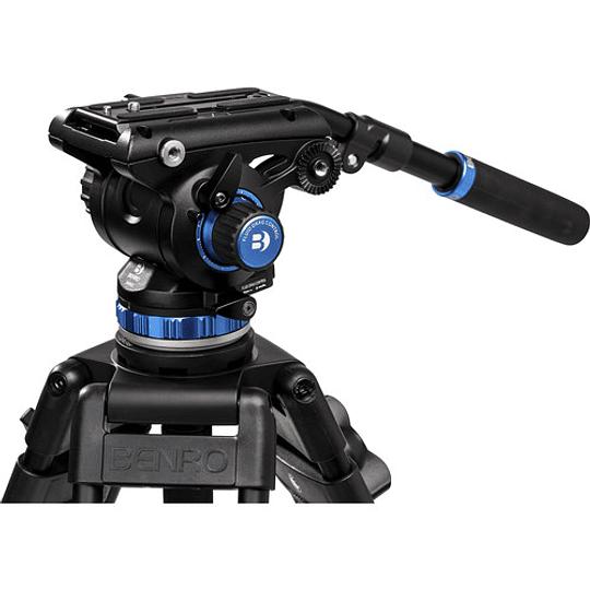 BENRO A573TBS6PRO Kit Trípode Profesional de Video  - Image 5