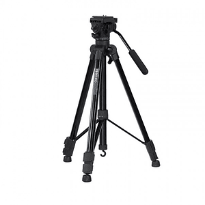 BENRO T980EX Kit Trípode Semi-Profesional de Video