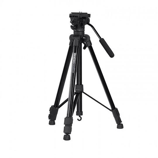 BENRO T980EX Kit Trípode Semi-Profesional de Video - Image 1