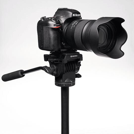 BENRO T980EX Kit Trípode Semi-Profesional de Video - Image 4