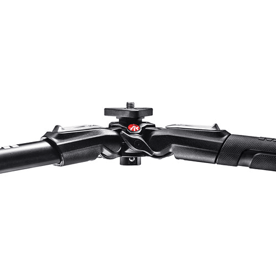 Manfrotto MK190X3-3W1 Kit de Trípode Aluminio y Cabezal Fotográfico - Image 3