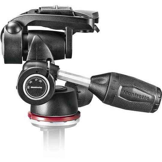 Manfrotto MK190X3-3W1 Kit de Trípode Aluminio y Cabezal Fotográfico - Image 6