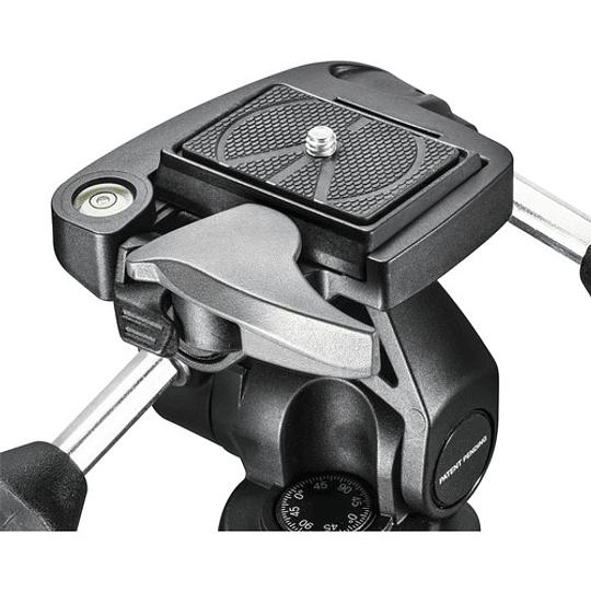 Manfrotto MK190X3-3W1 Kit de Trípode Aluminio y Cabezal Fotográfico - Image 9