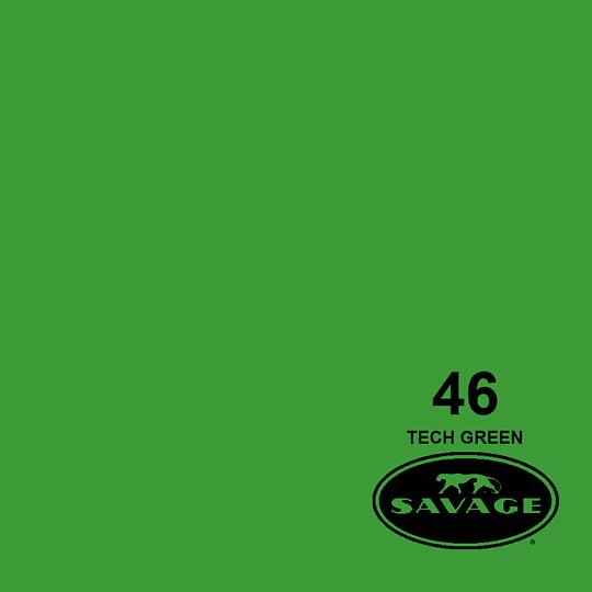 Savage Fondo de Papel #46 Tech Green (1,35x11m) - Image 1