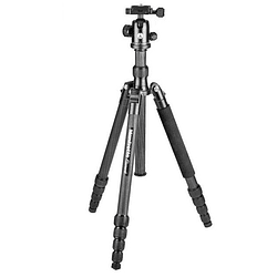 Manfrotto MKELEB5CF-BH Element Traveller Big Trípode de Fibra de Carbono