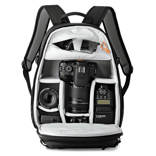 LowePro Tahoe BP 150 Mochila Compacta para Cámara y Dron DJI Spark (Mica y Pixel Camo) / LP37056 - Image 3