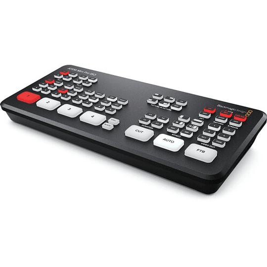 Blackmagic Design ATEM Mini Pro ISO HDMI Live Stream Switcher - Image 2