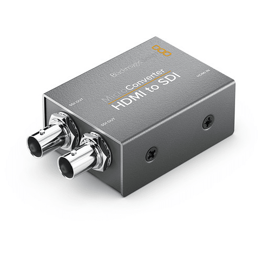 Blackmagic Design CONVCMIC/HS/WPSU Micro Converter HDMI a SDI con Power Supply - Image 2