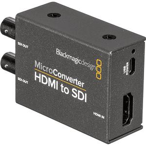 Blackmagic Design CONVCMIC/HS Micro Converter HDMI a SDI