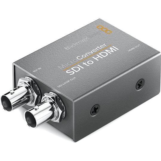 Blackmagic Design CONVCMIC/SH Micro Converter SDI a HDMI - Image 2