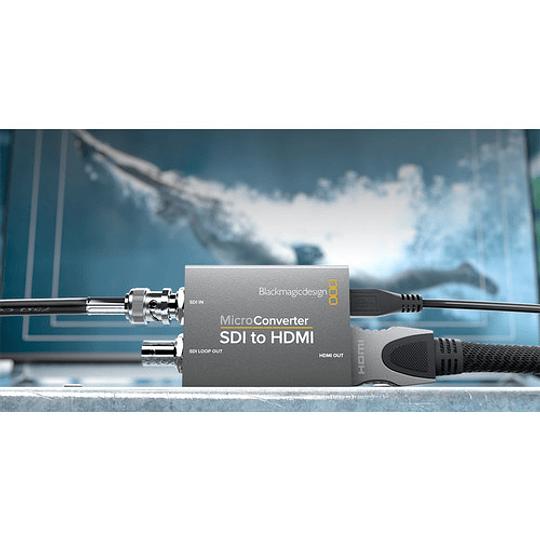 Blackmagic Design CONVCMIC/SH Micro Converter SDI a HDMI - Image 10