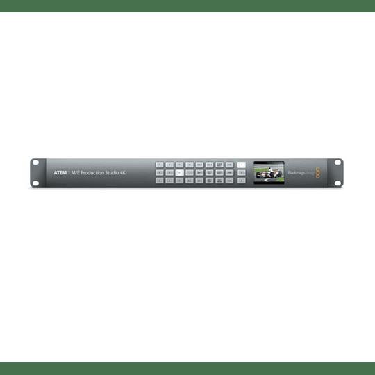Blackmagic Design ATEM 1 M/E Production Studio 4K - Image 2