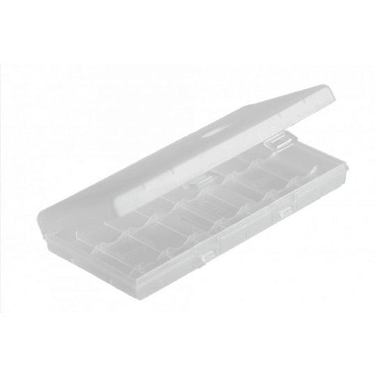 POWEREX MH-BH8AA Portapilas para 8 de pilas AA - Image 1