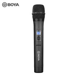 BOYA BY-WHM8 Pro Micrófono De Mano Inalámbrico Para Sistemas Pro