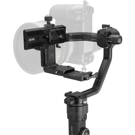 Zhiyun-Tech CRANE 2S Standard Package Gimbal Estabilizador Profesional - Image 7