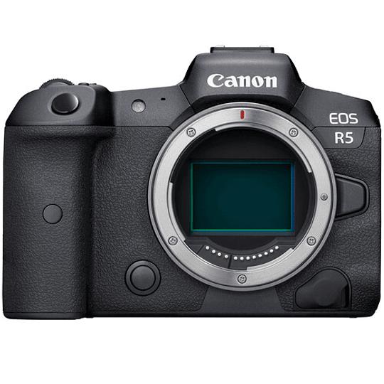 Canon EOS R5 Mirrorless Cámara Digital (Sólo Cuerpo) - Image 1