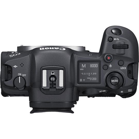 Canon EOS R5 Mirrorless Cámara Digital (Sólo Cuerpo) - Image 3