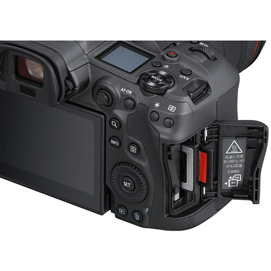 Canon EOS R5 Mirrorless Cámara Digital (Sólo Cuerpo) - Image 5
