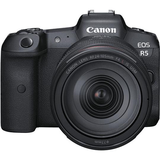 Canon EOS R5 Mirrorless Cámara Digital con Lente 24-105mm f/4L - Image 2