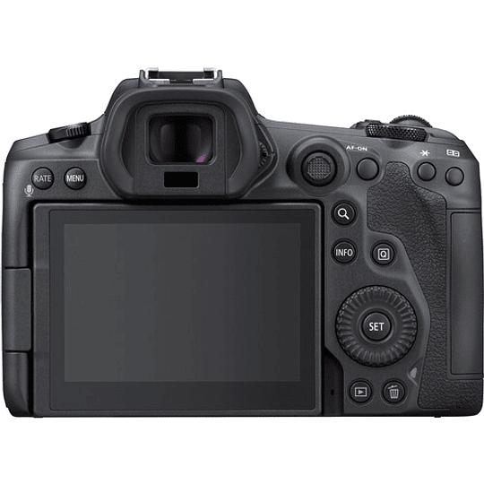Canon EOS R5 Mirrorless Cámara Digital con Lente 24-105mm f/4L - Image 3