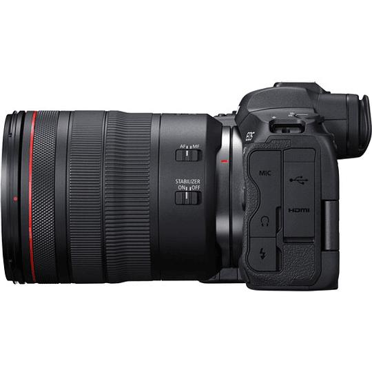 Canon EOS R5 Mirrorless Cámara Digital con Lente 24-105mm f/4L - Image 5