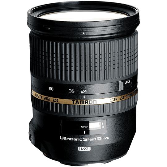 Tamron SP 24-70mm f/2.8 DI VC USD Lente para Canon