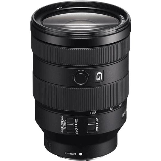 Sony FE 24-105mm f/4 G OSS Lente para Montura E - Image 1
