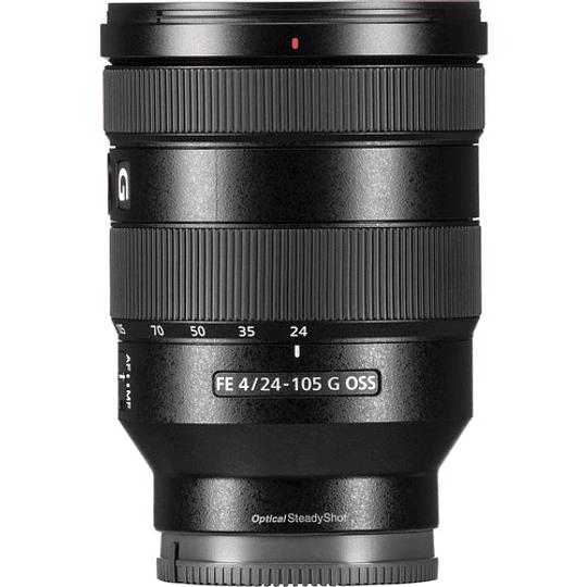 Sony FE 24-105mm f/4 G OSS Lente para Montura E - Image 4